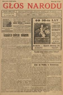 Głos Narodu. 1928, nr34