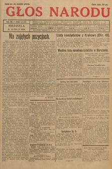 Głos Narodu. 1928, nr36