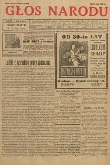 Głos Narodu. 1928, nr37