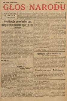 Głos Narodu. 1928, nr38