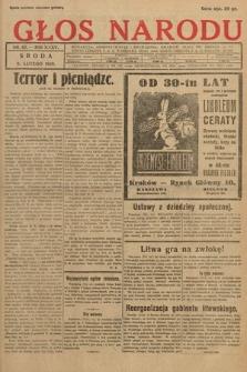 Głos Narodu. 1928, nr40