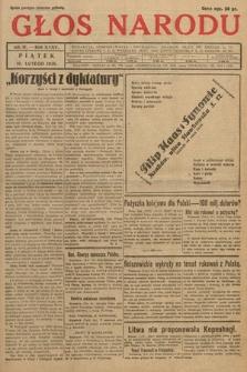 Głos Narodu. 1928, nr41