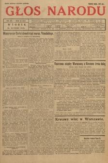 Głos Narodu. 1928, nr45