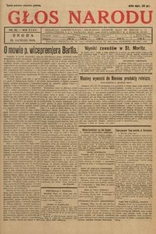 Głos Narodu. 1928, nr46