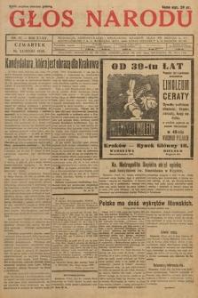 Głos Narodu. 1928, nr47