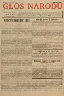Głos Narodu. 1928, nr49
