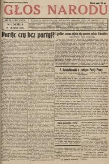 Głos Narodu. 1928, nr50