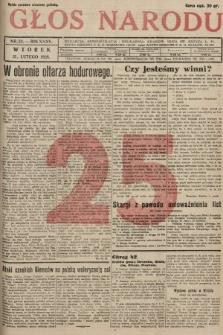 Głos Narodu. 1928, nr52