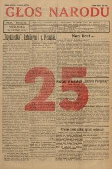 Głos Narodu. 1928, nr57