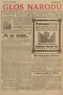 Głos Narodu. 1928, nr79