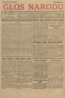 Głos Narodu. 1928, nr80