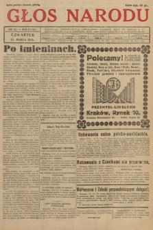 Głos Narodu. 1928, nr82