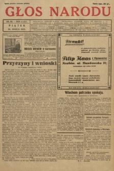 Głos Narodu. 1928, nr90