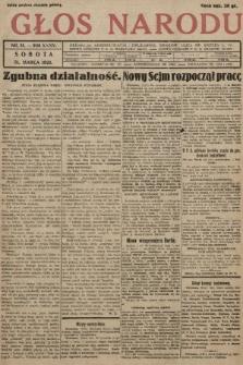 Głos Narodu. 1928, nr91
