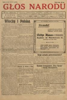 Głos Narodu. 1928, nr101