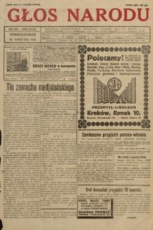 Głos Narodu. 1928, nr104