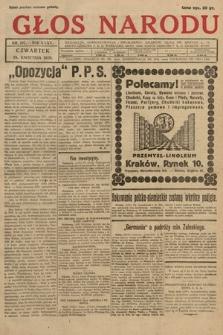 Głos Narodu. 1928, nr107