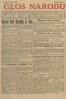 Głos Narodu. 1928, nr112