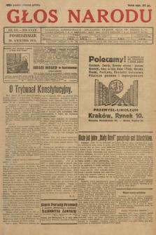 Głos Narodu. 1928, nr118