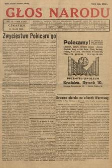 Głos Narodu. 1928, nr121