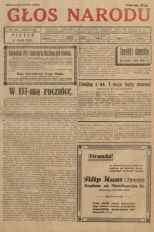 Głos Narodu. 1928, nr122