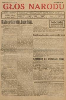 Głos Narodu. 1928, nr123