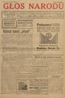 Głos Narodu. 1928, nr124
