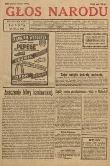 Głos Narodu. 1928, nr129