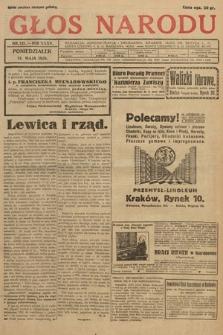 Głos Narodu. 1928, nr131