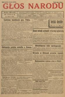 Głos Narodu. 1928, nr132