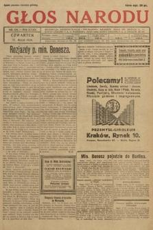 Głos Narodu. 1928, nr134
