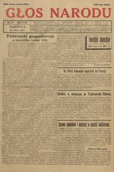 Głos Narodu. 1928, nr137