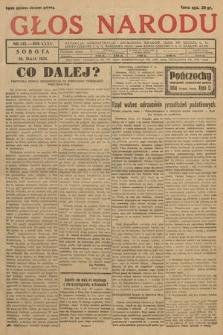 Głos Narodu. 1928, nr143