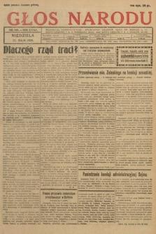 Głos Narodu. 1928, nr144