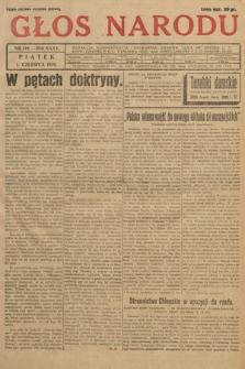 Głos Narodu. 1928, nr148