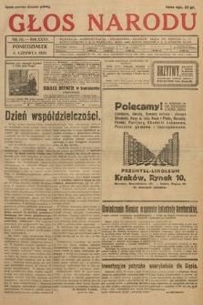 Głos Narodu. 1928, nr151