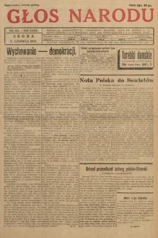 Głos Narodu. 1928, nr153