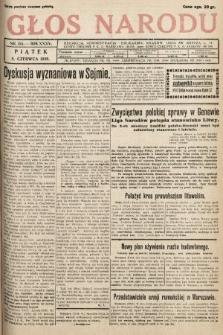 Głos Narodu. 1928, nr155