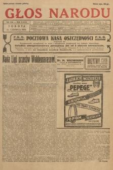 Głos Narodu. 1928, nr156