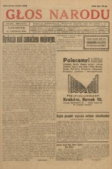 Głos Narodu. 1928, nr160