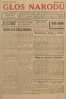 Głos Narodu. 1928, nr163