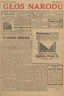 Głos Narodu. 1928, nr164