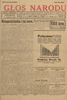 Głos Narodu. 1928, nr167