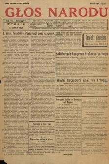 Głos Narodu. 1928, nr178