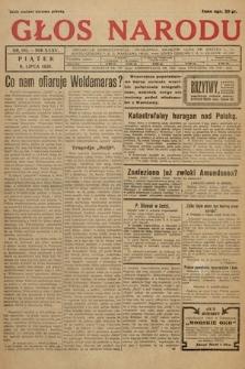 Głos Narodu. 1928, nr181