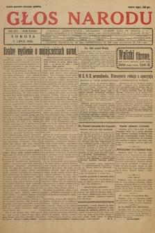 Głos Narodu. 1928, nr182