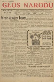 Głos Narodu. 1928, nr186