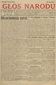 Głos Narodu. 1928, nr188