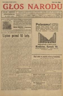 Głos Narodu. 1928, nr191
