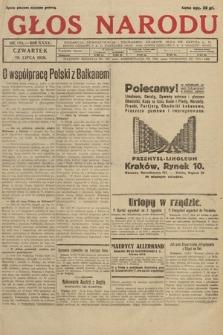 Głos Narodu. 1928, nr194